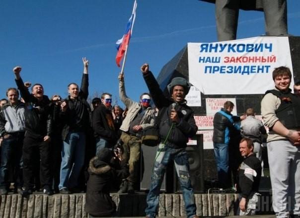Россия готовит новые провокации на юго-востоке Украины - МИД - Цензор.НЕТ 2859
